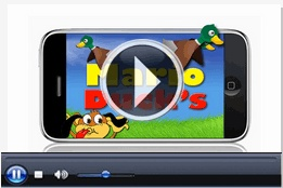 Duck Hunt App  video!! http://www.1tucan.com/duck-hunt-app.php