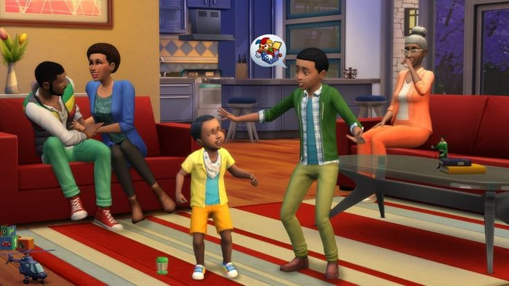 Play with Life in The Sims 4 on Xbox One November 17