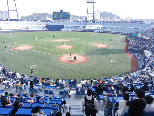 Masan Stadium (Changwon) | homeplate.kr
