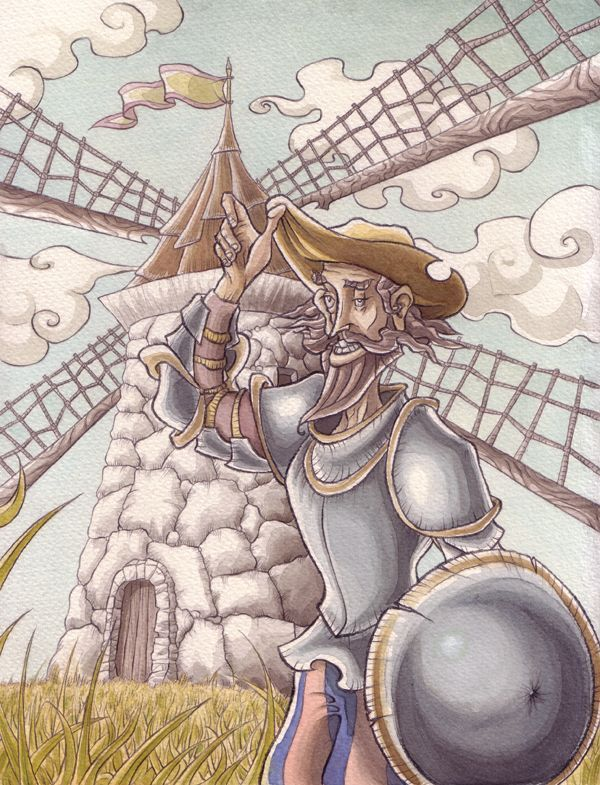 ❤Il personaggio ideato da Cervantes fu ripreso in molti romanzi e drammi, soprattutto spagnoli, e ispirò numerosi artisti e opere d'arte. Nel 17° sec. le avventure di D. furono spesso soggetto di rappresentazioni popolari, specialmente in Francia nelle fiere.