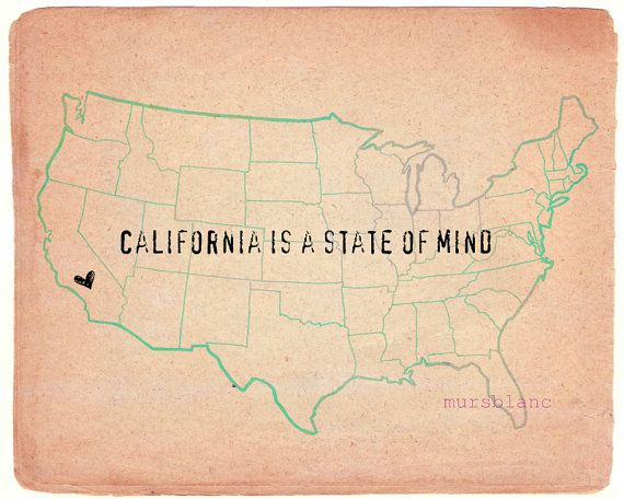 California♥