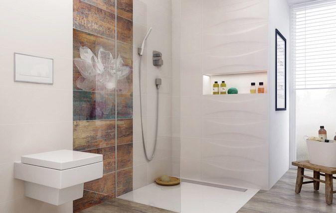 Manteia - płytki łazienkowe