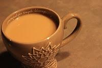 Fresh coffee
