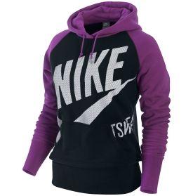 nike hoodie.... Keeps me going... ;)