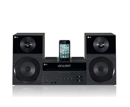 iPod e iPhone como nunca has oido  MICROCADENA, COMPATIBLE CON IPOD E IPHONE