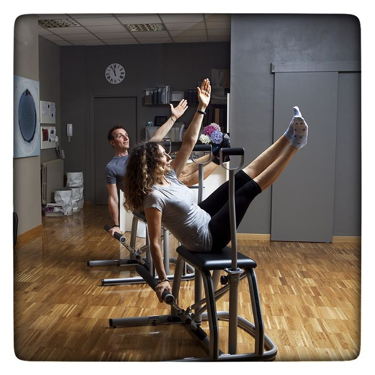10 Moves On The Pilates Chair: 78+ Images About Pilates Workout