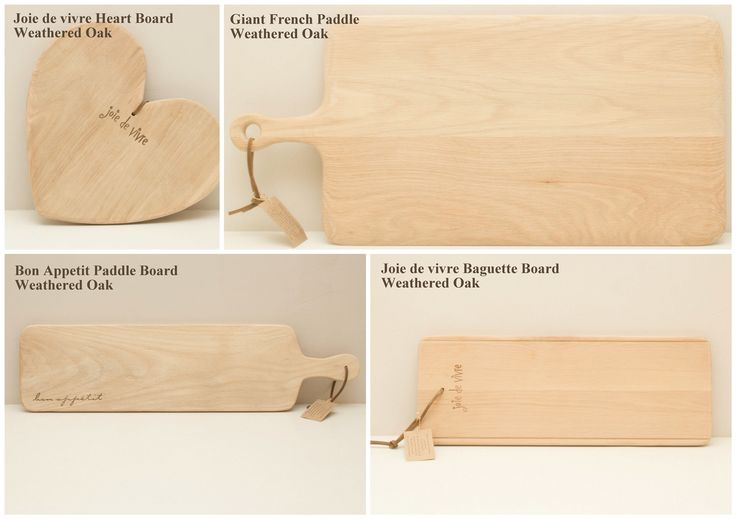 Cheese Boards, Baguette Boards