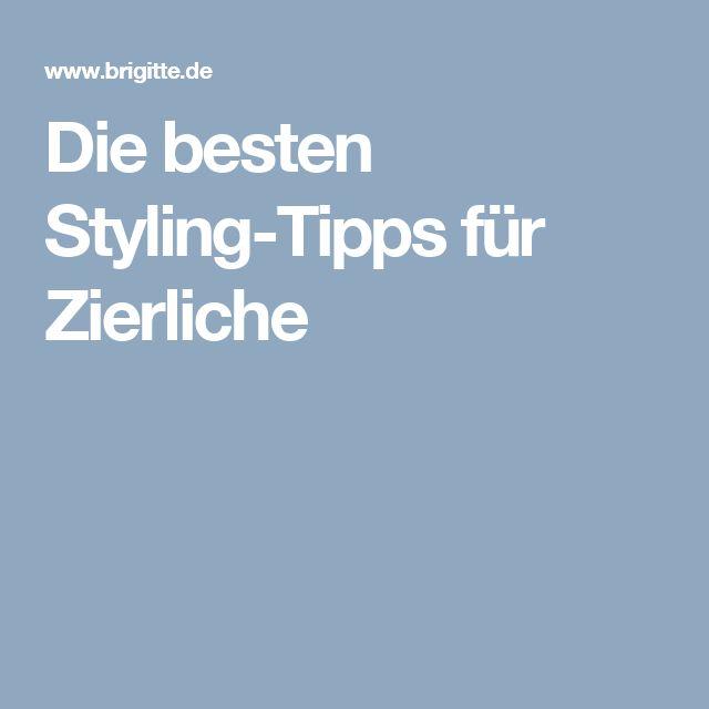 Die besten Styling-Tipps für Zierliche