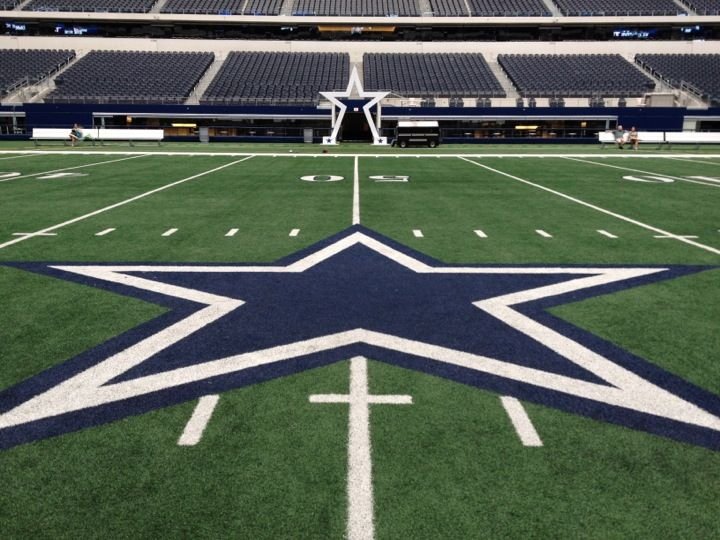 Home to Texas high school football playoffs as well as that pro team from Big D!