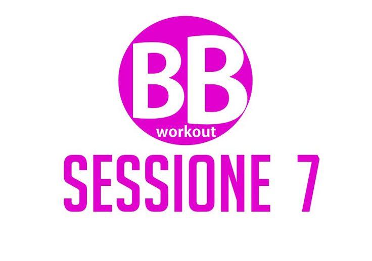 BB Workout – Sessione 7 – Tonificare e scolpire glutei
