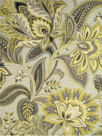 Valdosta Gold Dust- another possible for kitchen curtains.