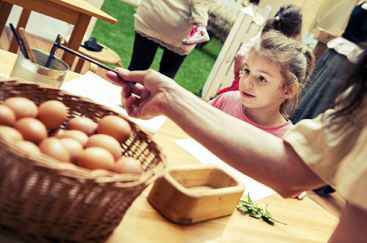 Készülnek a hímes tojások
