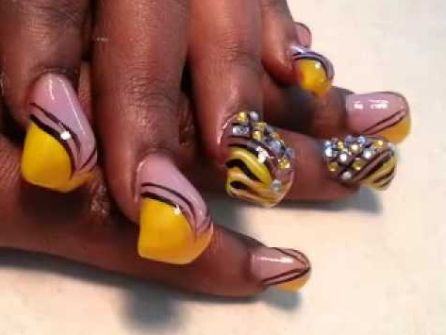 Hump Nails Are Taking Over + Would You Try This Look?