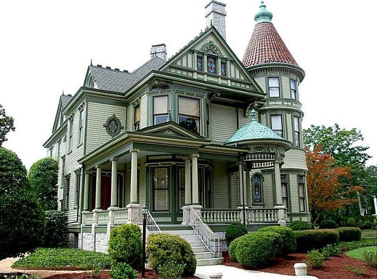 504 Best Victorian Style Homes Images On Pinterest