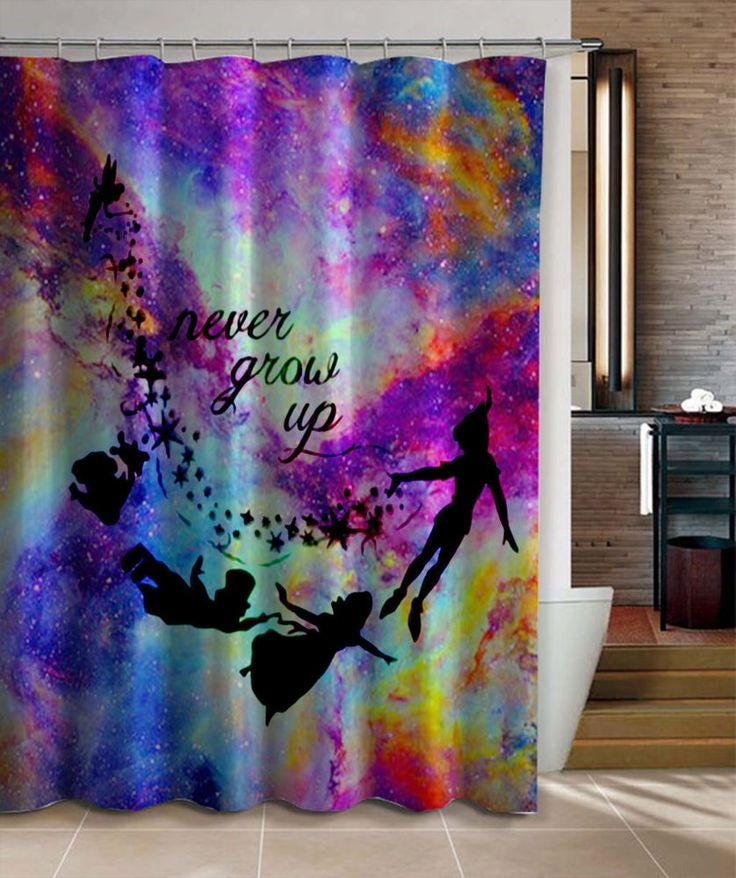New Rare and Best Design Never Grow Up Nebula Shower Curtain 60 x 72 #Unbranded #BestQuality #Cheap #Rare #New #Latest #Best #Seller #BestSelling #Cover #Accessories #Protector #Hot #BestSeller #2017 #Trending #Luxe #Fashion #Love #ShowerCurtain #Luxury #LimitedEdition #Bathroom #Cute #ShowerCurtain #CurtainGift