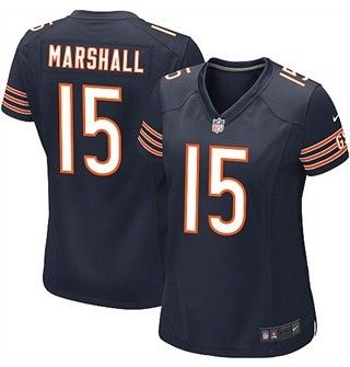 Women's Nike Game Day Jersey   http://store.chicagobears.com/Brandon-Marshall-15-Womens-Nike-Game-Day-Jersey.aspx