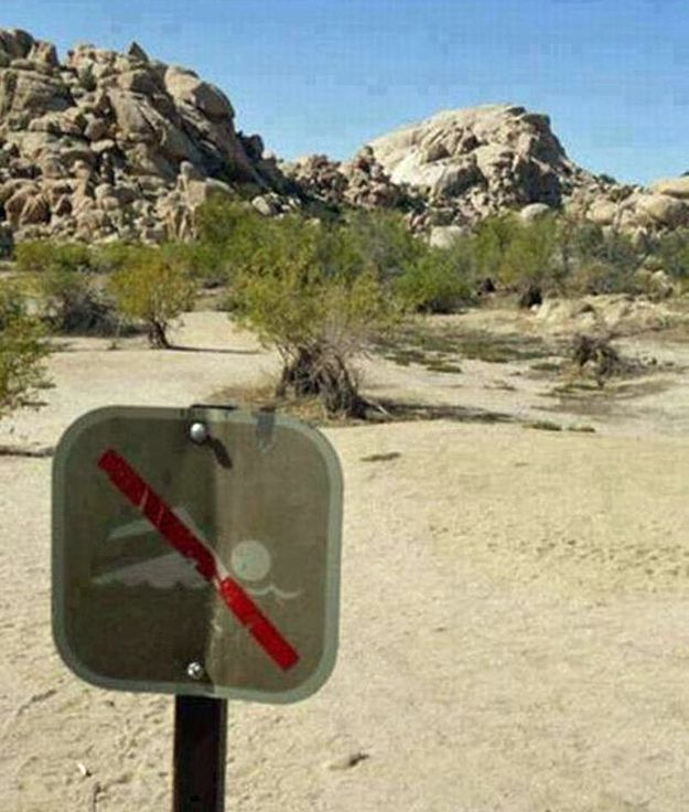 The Outback Waterhole. | 47 Signs You'll Only See In Australia