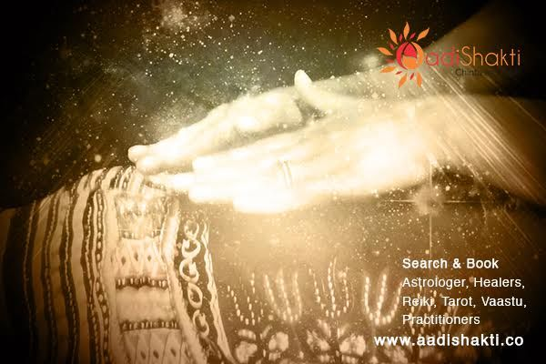 Angel healing is thought to contain the guidelines given by the supreme being www.aadishakti.co