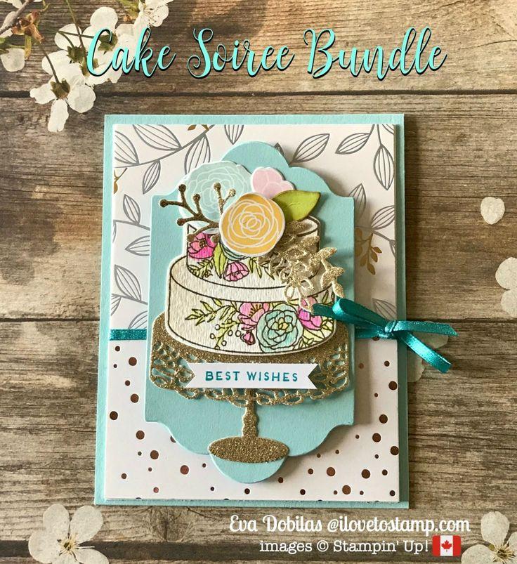 Stampin Up Cake Soiree Bundle