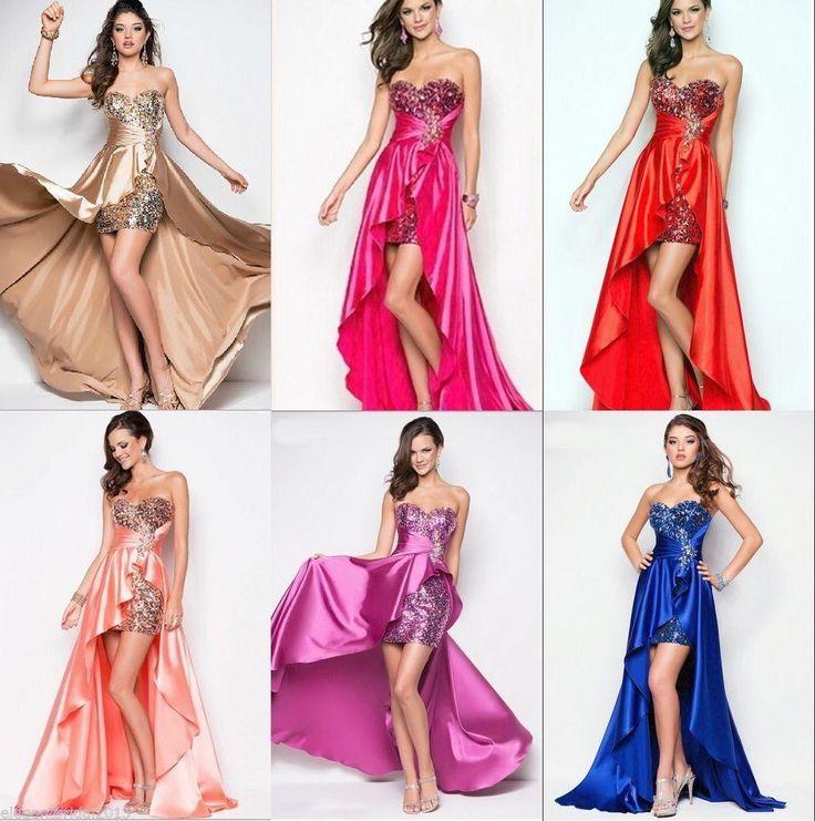 80 best Dress for prom images on Pinterest | Formal evening dresses ...