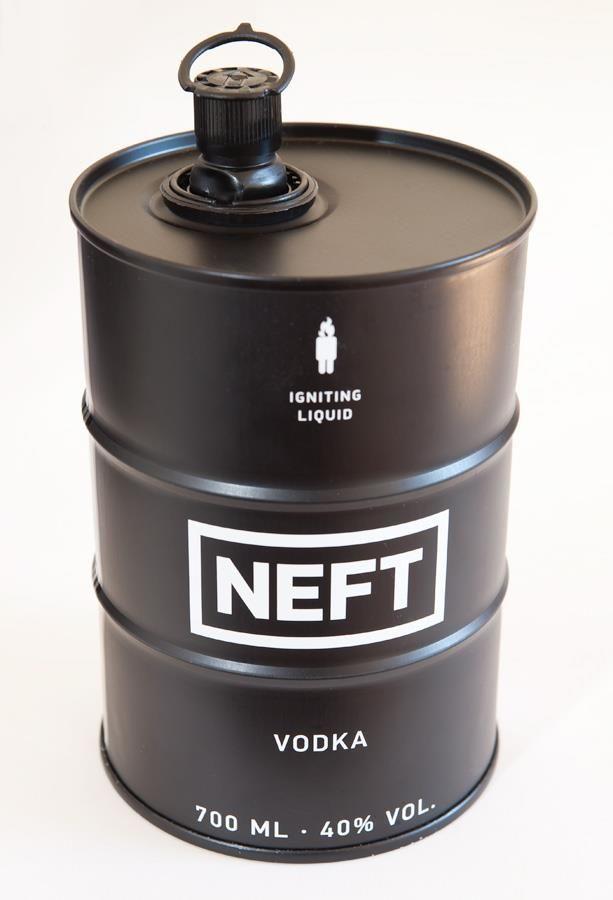 Neft Vodka, se ve chido