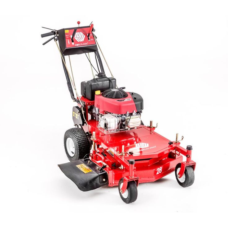 28 in. Briggs & Stratton Recoil Start Walk Behind Gas Self Propelled Mower