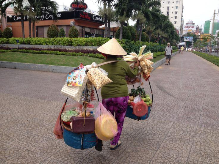 Ho Chi Minh , Vietnam by Marcela