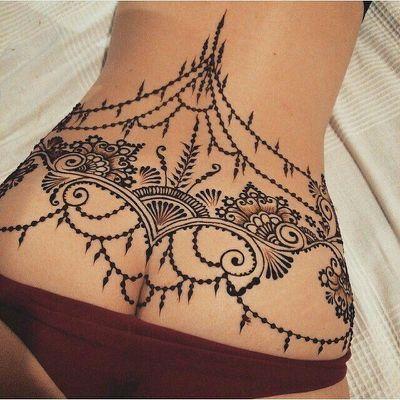 about Tummy Tuck Tattoo on Pinterest
