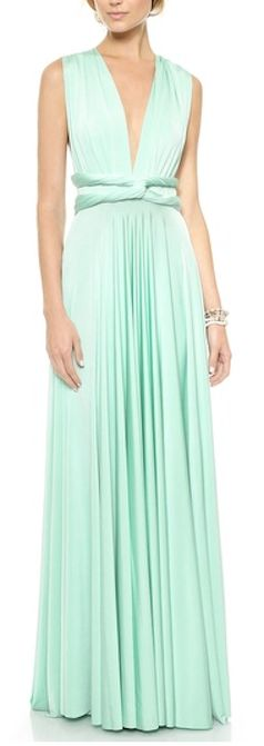 beautiful #mint gown http://rstyle.me/n/mhkihr9te