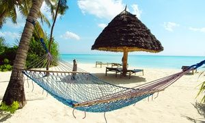 Groupon - ✈ Sansibar: 10 Tage für Zwei mit Vollpension+, Flug & Transfer im 4* Superior Hotel Kiwengwa Beach Resort ab 1219 € p.P. in . Groupon Angebotspreis: 2.438 €