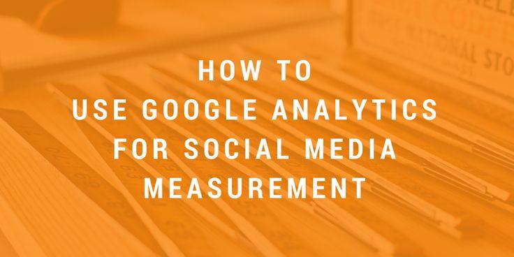 How to Use Google #Analytics for #SocialMedia Measurement - http://simplymeasured.com/blog/how-to-use-google-analytics-for-social-media-measurement/#sm.000hfjt201600eajxsk1kd2b4ut3d via @marcysalo