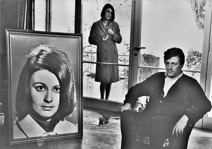 ''Sevmek Zamanı'' (Başrollerinde Müşfik Kenter ve Sema Özcan, 1965) #istanlook