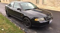 1998 Audi A4 Quattro 2.8 V6 5Speed 144k Miles $1,750 Lake Bluff, IL (60044) Black 5 Speed Manual Transmission 144k Very smooth great winter car with AWD Got a car from work no longer need it and have no space for it Just needs O2 sensor