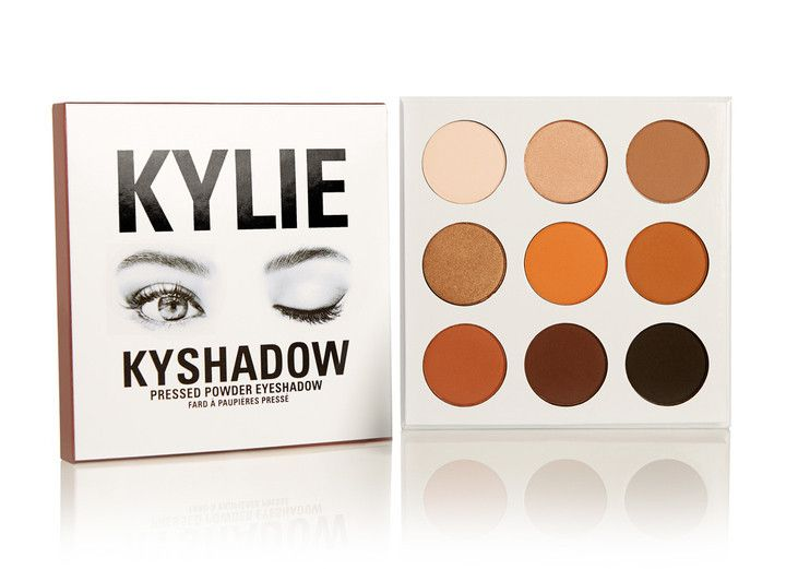 The Bronze Palette | Kyshadow Kit Contains: 1 Kyshadow pressed powder eye shadow…