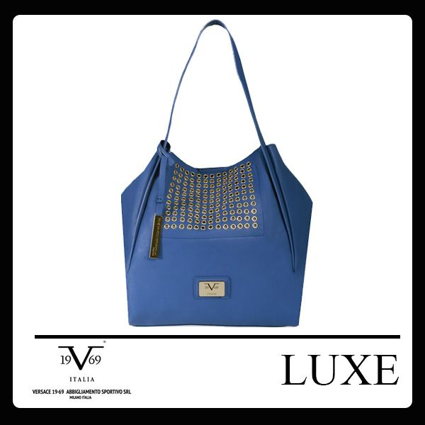 Grommet Tote Colors: Sand, Black, Limone and Balcti Blue