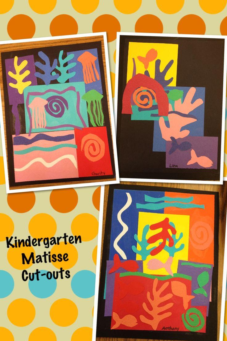 Kindergarten Matisse