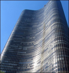 Lake Point Tower Chicago Architecture