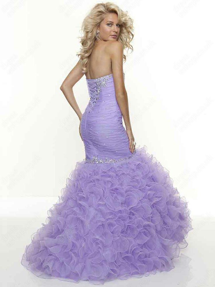 Mejores 10 imágenes de Vestidos en Pinterest | Damas de honor, En ...