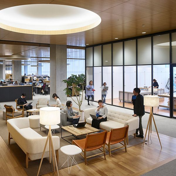 Allied Works Unveils Uniqlo City A New Standard For Global Workspace