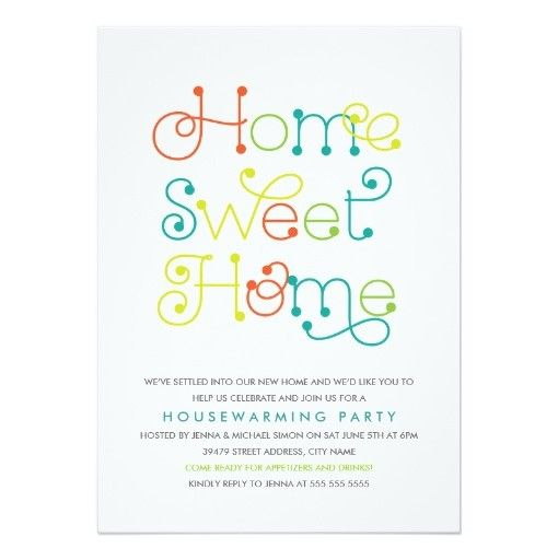 25 best ideas about housewarming invitation cards on pinterest housewarming party invitations - Return gifts for housewarming ceremony ...