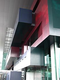 Luzern (Lucerne) Culture and Congress Center by Jean Nouvel