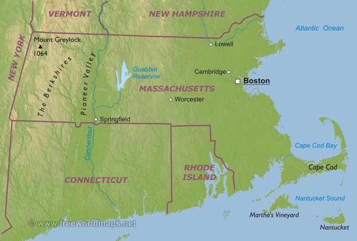 Массачусетс штат : флаг штата Массачусетс Массачусетс (англ. Commonwealth of Massachusetts) — штат в Новой Англии, расположенный на северо-востоке США, на берегу Атлантического океана. Население штата (в 2003 году) составляло 6,4 миллиона человек. Массачусетс называют «штатом заливов»...