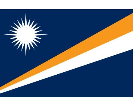 Marshall Islands Flag♦️More Pins Like This At FOSTERGINGER @ Pinterest ♦️