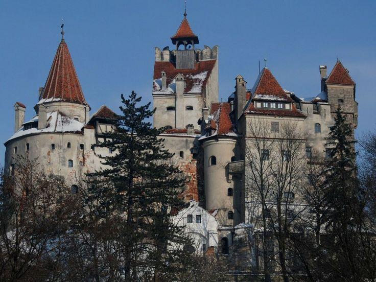 Schloss-Bran-Brasov-(Dracula)-Rumänien