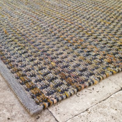 For Our Terra Outdoor Rug, We Blended Rugged, Recycled Rubber With The  Golden Tones
