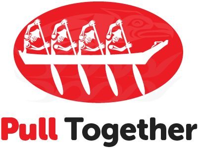 Pull Together ... First Nations are in court, based on their constitutional rights, fighting to stop Enbridge's Northern Gateway pipeline and tankers project. But legal challenges are expensive. That's why RAVEN Trust, Sierra Club BC and BC communities are building a legal defence fund — to provide First Nations the resources they need to win.