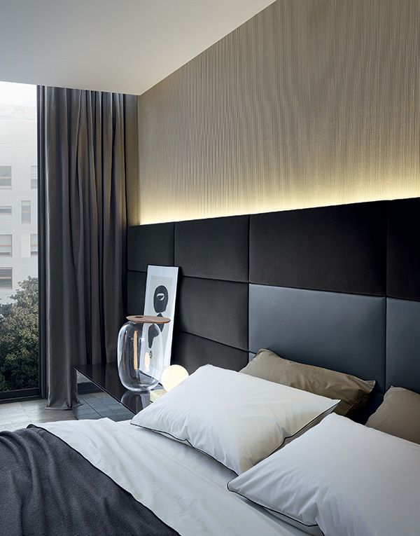 Best 25+ Modern headboard ideas on Pinterest | Hotel bedrooms, Hotel  bedroom design and Modern bedrooms