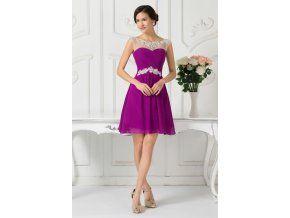 Plesové šaty krátké K526