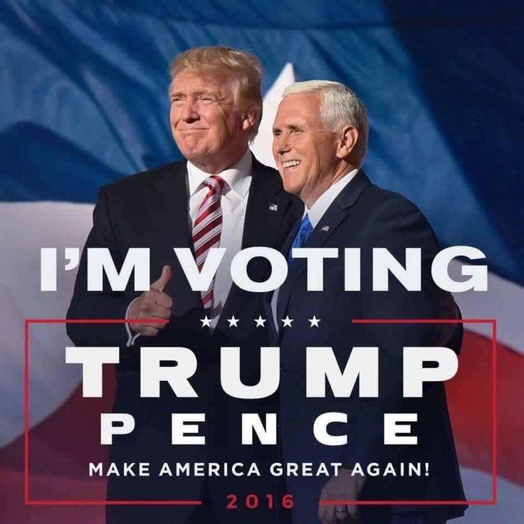 GO TRUMP   Final Debate Tonight! Go Trump!