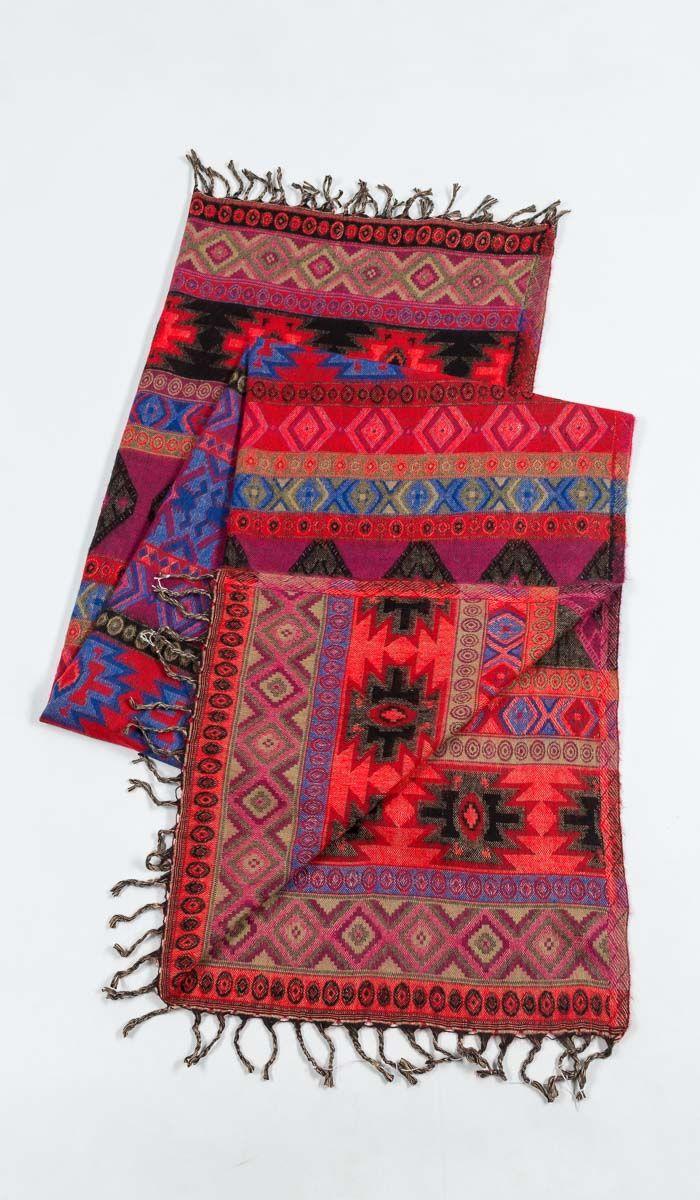https://indiastyle.ru/warm-blankets/product/pled-persikovyj-uyut  Шерстяной красный плед шарф палантин в этническом стиле с узором  Woll red plaid ethnic style  2520 рублей